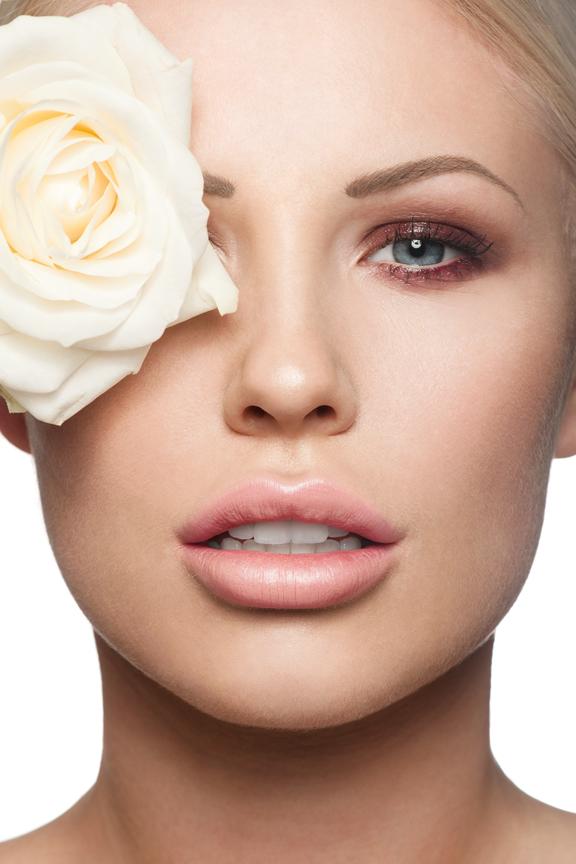 bridal makeup soft